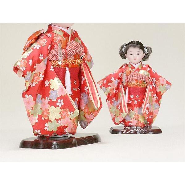 市松人形 10号 いちまつ人形 10号62-020