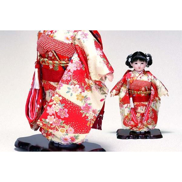 市松人形 13号 いちまつ人形 13号01005