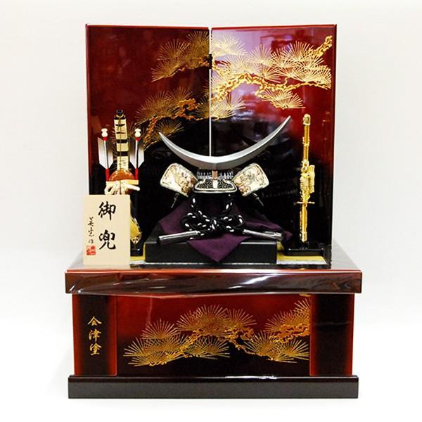 五月人形収納飾り兜コンパクト伊達政宗 kabuto50-59 kabuto50-59