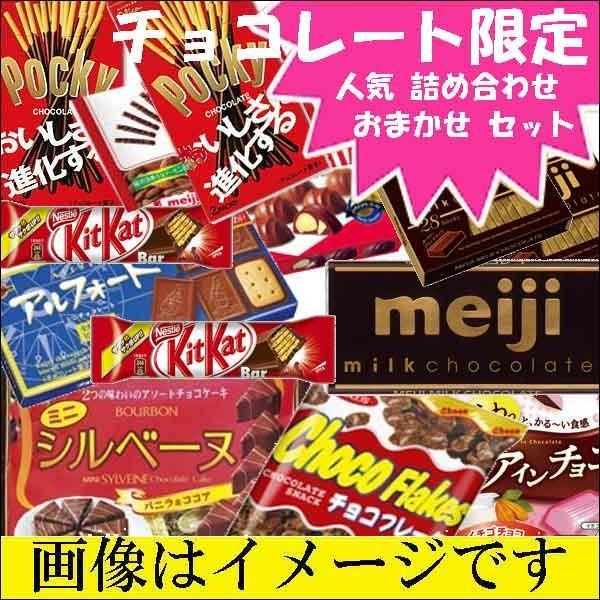 お菓子 詰め合わせ 子供 セット チョコレートのみ