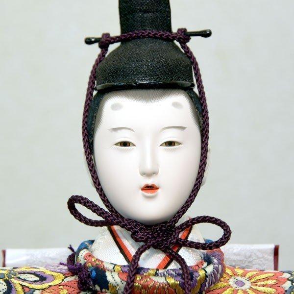 雛人形 久月 7段飾り ひな人形 初節句飾り 七段飾り 15人飾り お祝|jinya|03