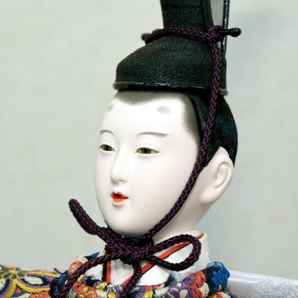 雛人形 久月 7段飾り ひな人形 初節句飾り 七段飾り 15人飾り お祝|jinya|05