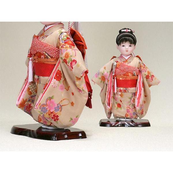 市松人形 10号 いちまつ人形 10号60-022