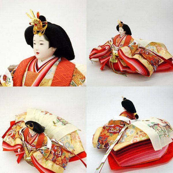 雛人形 七段飾り ひな人形 43t|jinya|05