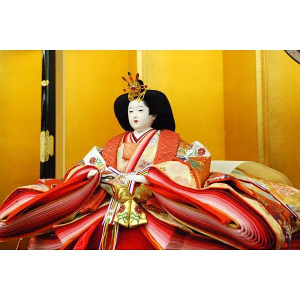 雛人形 七段飾り ひな人形 43t|jinya|08