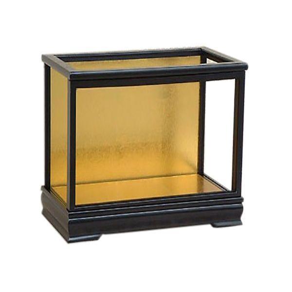 人形ケース ガラス人形ケース ガラスケース 雛人形ケース 五月人形ケース n4540 幅45奥22高40cm(ガラス寸法)内計り