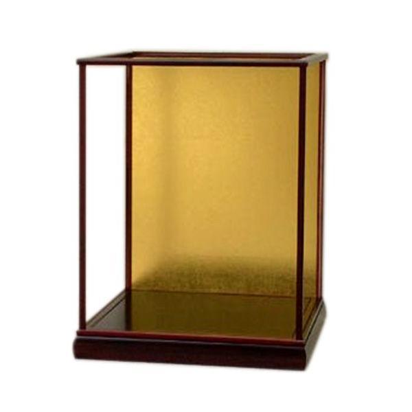 人形ケース ガラス人形ケース ガラスケース 雛人形ケース 五月人形ケース n529-50 幅40奥36高50cm(ガラス寸法)内計り