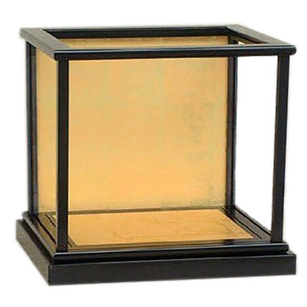 人形ケース ガラス人形ケース ガラスケース 雛人形ケース 五月人形ケース n9-23 幅24奥21高23cm(ガラス寸法)内計り