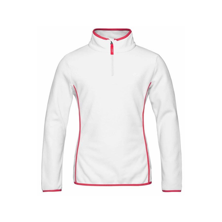KJUS チュース スノー ガールズ インナーシャツ ミドルレイヤー ジャケット GIRLS JADE FLEECE HALFZIP GS25-A02