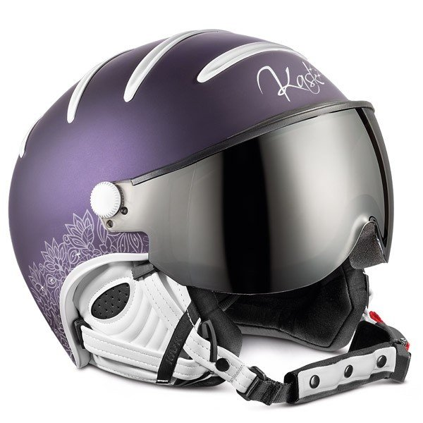 KASK カスク スキーヘルメット SHE00032 ELITE LADY PIZZO GRAPE