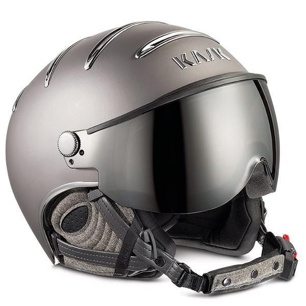 KASK カスク スキーヘルメット SHE00041 220 CHROME PHOTOCHROMIC