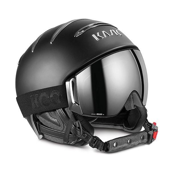 KASK カスク スキーヘルメット SHE00052 255 COMBO CHROME 銀 MIRROR