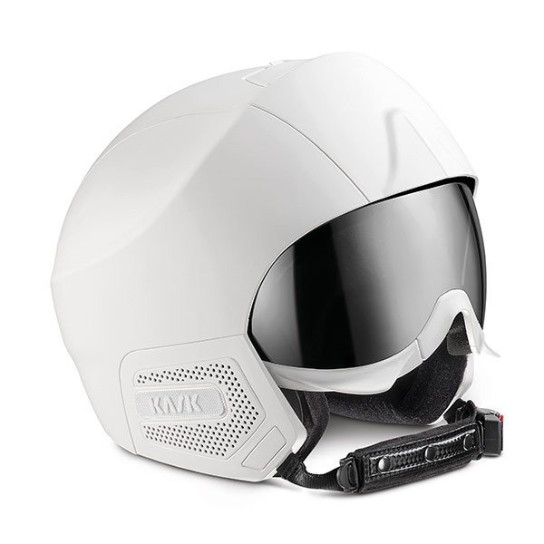 KASK カスク スキーヘルメット SHE00053 802 STEALTH 銀 MIRROR