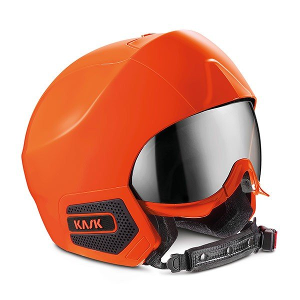 KASK カスク スキーヘルメット SHE00053 902 STEALTH 銀 MIRROR