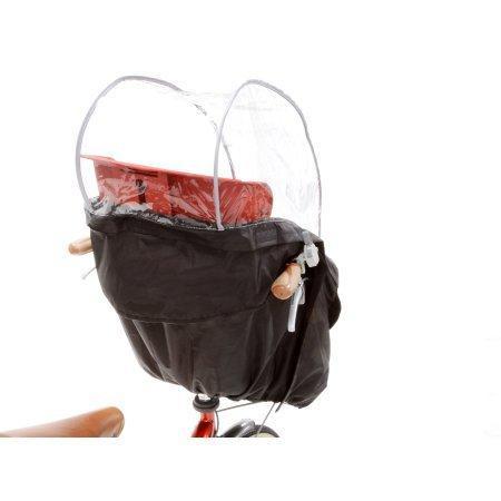 【自転車と同時購入専用】自転車 レインカバー 前 OGK RCH-003 専用袋付き|jitensha-box|09