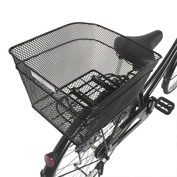 後ろかご 設置サービス ママチャリ 自転車 大容量かご 取り付け工賃込み 後ろカゴ|jitensya-bank|08