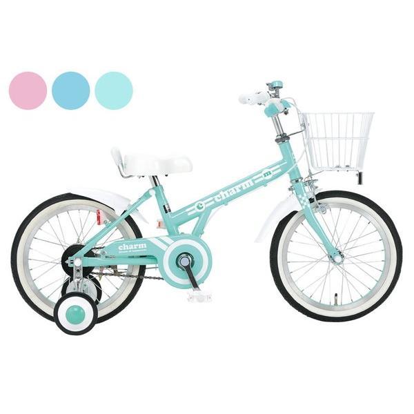 チャーム 14インチ / 幼児車 だいわ自転車 CH14-IV ((小サイズ))