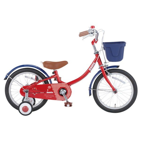 アニー 18インチ ANI18-II/ ダイワサイクル 幼児用自転車 ((小サイズ))