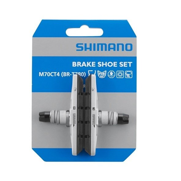 Shimano Deore XT BR-T780 M70CT4 Cartridge Brake Shoe Set