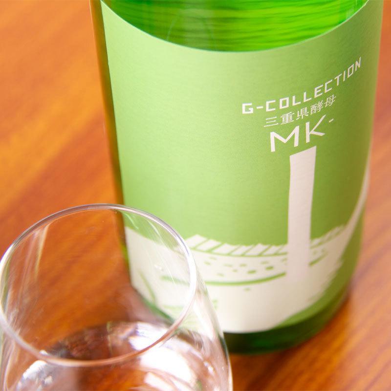 G-collection GREEN 2021 義左衛門 Gコレクション 純米吟醸生原酒 720ml 【若戎酒造:三重県伊賀】 日本酒 地酒 ※クール便指定|jizake-mie