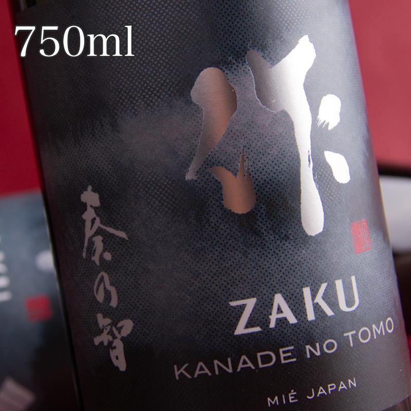作 ざく 奏乃智 純米吟醸 日本酒 720ml 清水清三郎商店 三重県鈴鹿 地酒 日本酒|jizake-mie