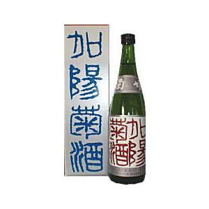 日本酒 菊姫 加陽菊酒 720ml|jizake-wadaya
