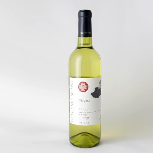 井筒ワイン 白ワイン NAC ナイヤガラ 2020 中口 長野県 国産ワイン イヅツワイン よりどり6本以上送料無料|jizakenakamura|04