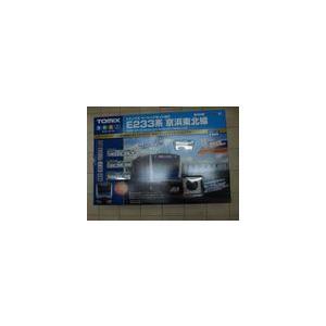 Nゲージ トミックス 90165 ベーシックセットSD E233系京浜東北線 25%OFF