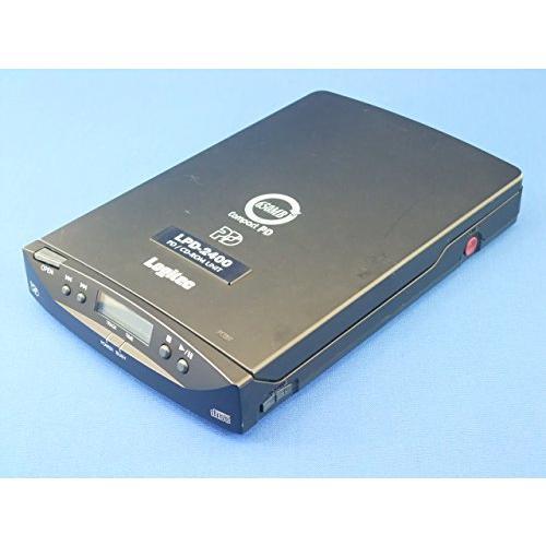 SCSI接続 650MB PDドライブ Logitec LPD-2400 (パナソニック LF-1600JBのOEM品)