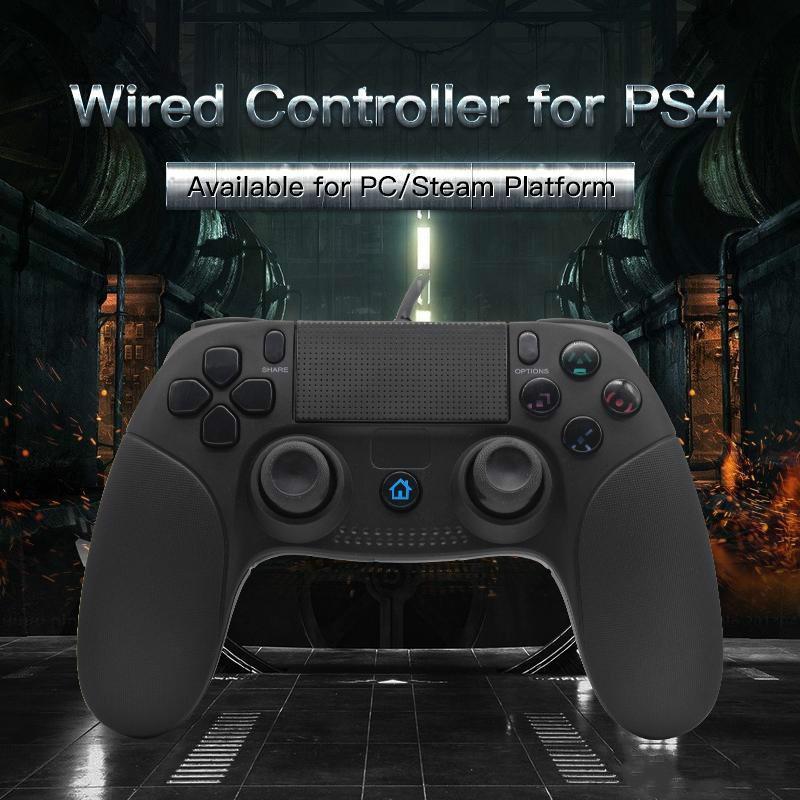 PS4有線コントローラー jms