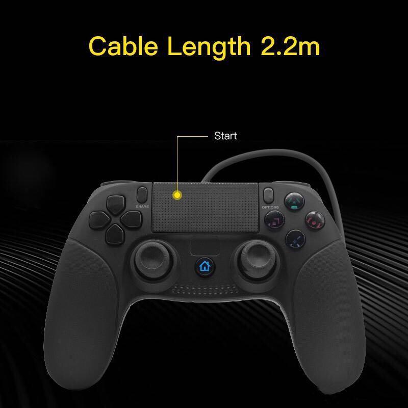 PS4有線コントローラー jms 05