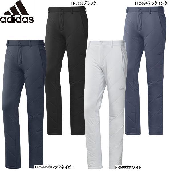 【2019 A/W】 アディダス メンズ キルティング 中わたパンツ IPJ14 (Men's) adidas