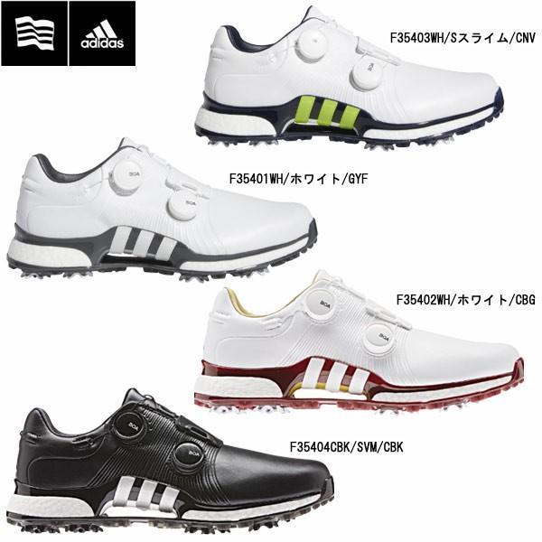 【19年AWモデル】アディダス ゴルフシューズ ツアー360 XT ボア (Men's) TOUR 360 XT Boa adidas