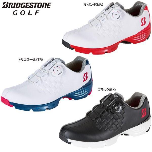 【16年モデル】【レディース】ブリヂストンゴルフ スパイクレスシューズ ゼロ・スパイク バイター ツアー CL SHG610 (Lady's) BRIDGESTONE GOLF