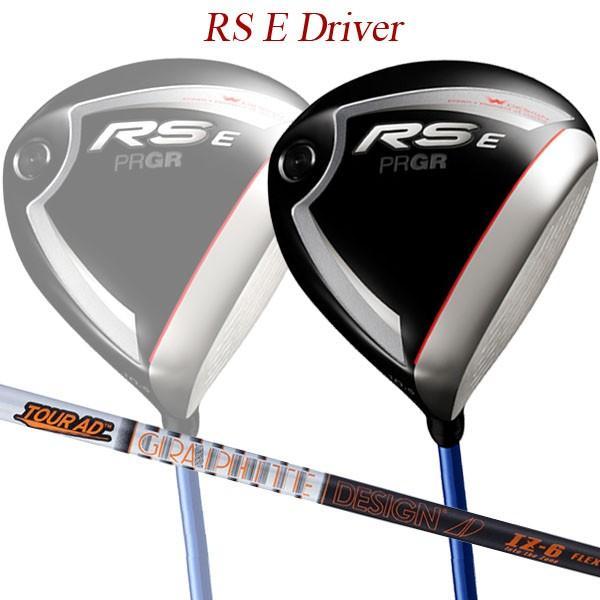 【特注】【19年モデル】 プロギア RS E ドライバー [ツアーAD IZ] PRGR レッド DRIVER Tour-AD