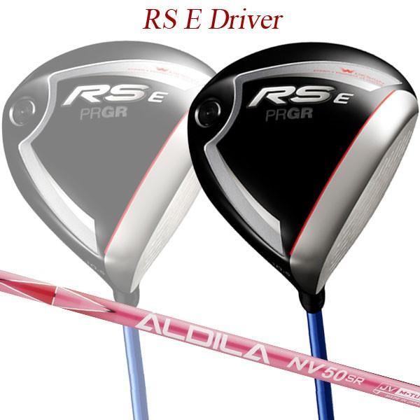 【特注】【19年モデル】 プロギア RS E ドライバー [アルディラ NV-JV ピンク] PRGR レッド DRIVER ALDILA