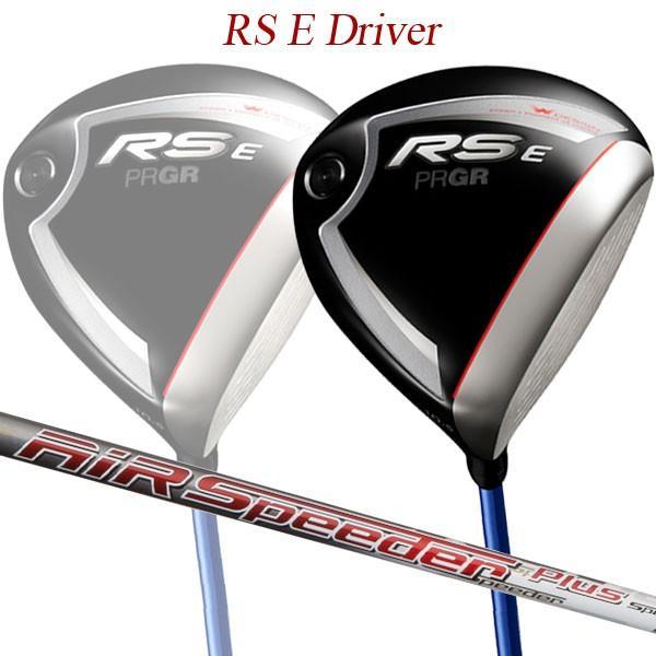 【特注】【19年モデル】 プロギア RS E ドライバー [エアー スピーダー プラス] PRGR レッド DRIVER Air Speeder PLUS