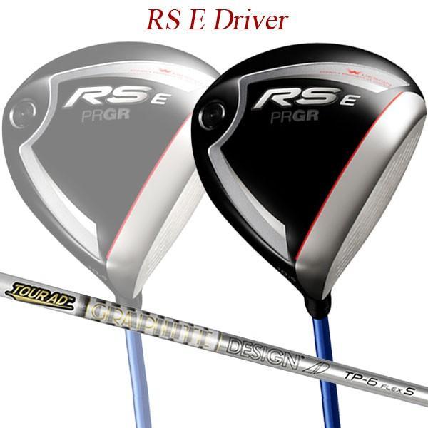 【特注】【19年モデル】 プロギア RS E ドライバー [ツアーAD TP] PRGR レッド DRIVER Tour-AD