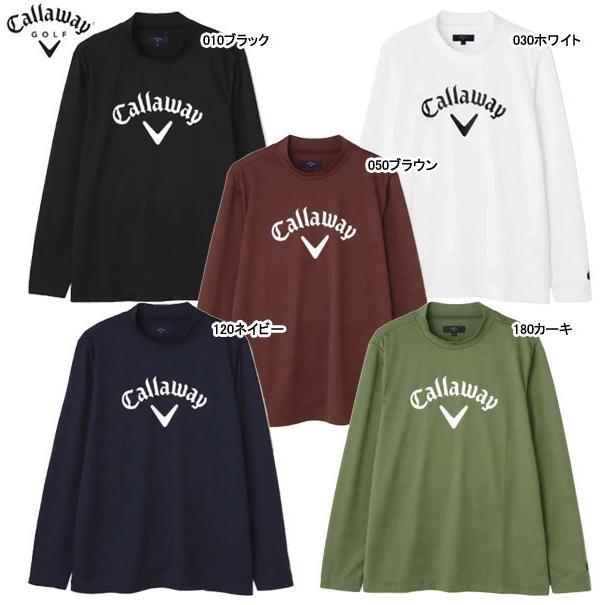 【2019 A/W】キャロウェイ メンズ ハイネックシャツ 241-9254508 (Men's) Callaway