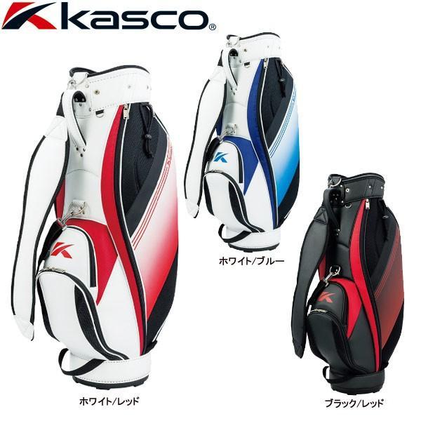 【18年継続モデル】キャスコ メンズ/レディース 軽量キャディバッグ KS-083 (UNISEX) Kasco