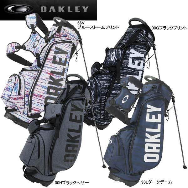 お手頃価格 【17年継続モデル】オークリー メンズ ゴルフ ビージー スタンドバッグ 11.0 921080JP (Men's) BG STAND BAG OAKLEY, 園田商事 2f33af2c
