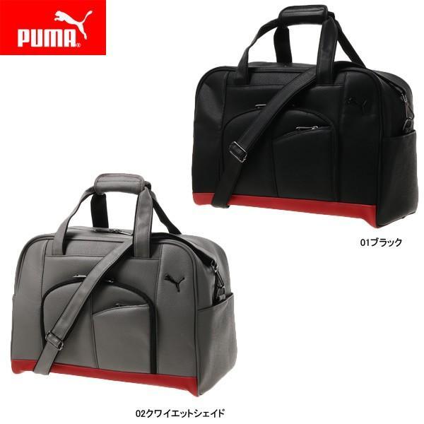 【18年継続モデル】プーマ メンズ ボストンバッグ BB スタンダード 867696 (Men's) PUMA GOLF