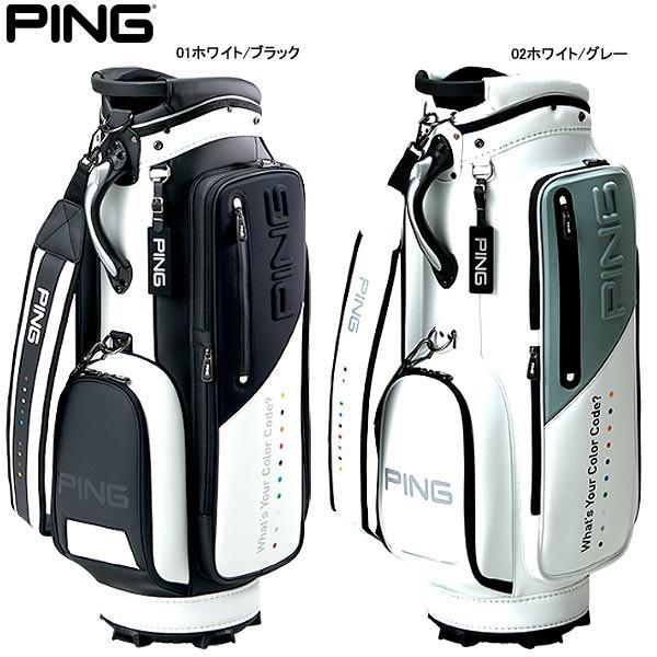 新版 ♪【20年継続モデル】ピンゴルフ スタイリッシュデザイン キャディバッグ CB-C191 (Men's) 34531 PING GOLF, スマホケースのフォカ b620d357
