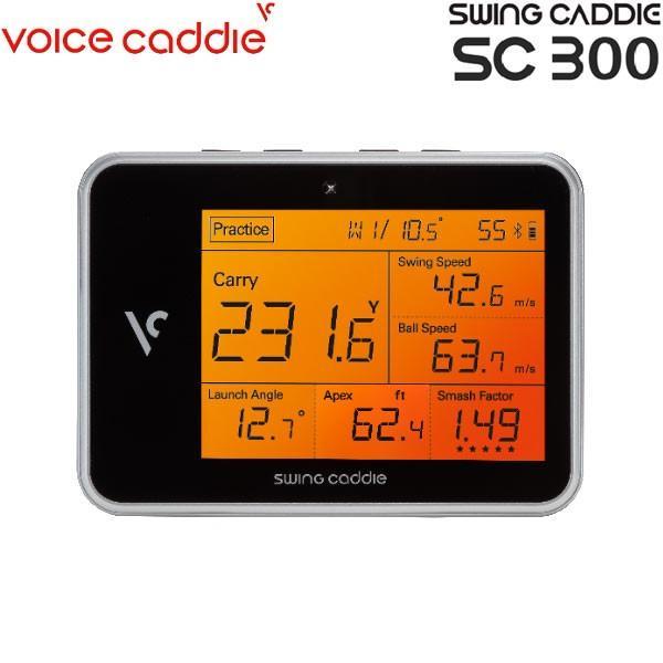 【19年モデル】ボイスキャディ SWING CADDIE SC300 高性能レーダー 距離計 ゴルフ距離計測器 voice caddie スウィングキャディ
