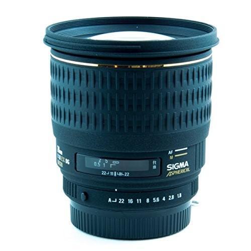 中古:SIGMA 単焦点広角レンズ 28mm F1.8 EX DG ASPHERICAL MACRO ペンタックス用 フルサイズ対応