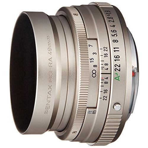 中古:PENTAX リミテッドレンズ 標準~中望遠単焦点レンズ FA43mmF1.9 Limited シルバー Kマウント フルサイズ·APS-Cサイズ 20170