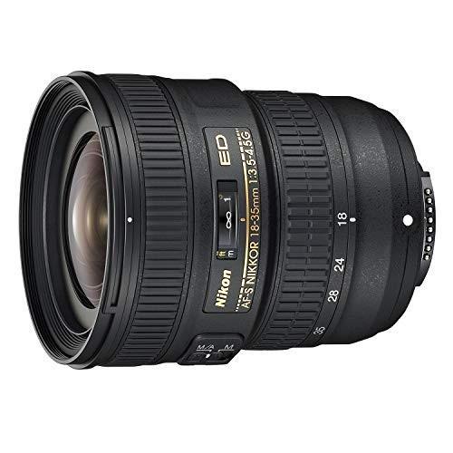 中古:Nikon 超広角ズームレンズ AF-S NIKKOR 18-35mm f/3.5-4.5G ED フルサイズ対応