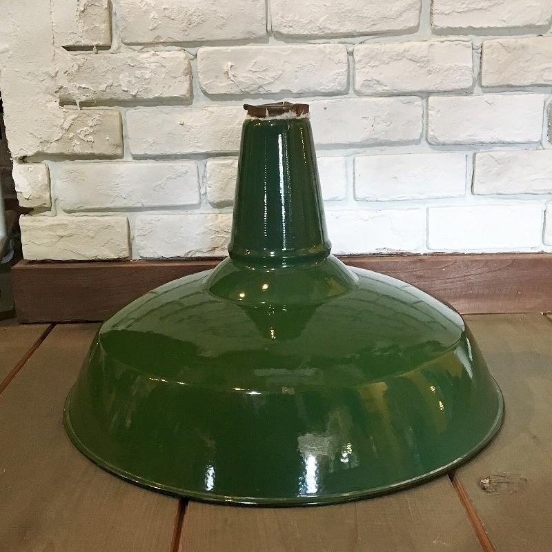 1920's【VINTAGE/ANTIQUE】(ヴィンテージ/アンティーク) 1920's【VINTAGE/ANTIQUE】(ヴィンテージ/アンティーク) LAMPSHADE インダストリアル ランプシェード USFM1901B