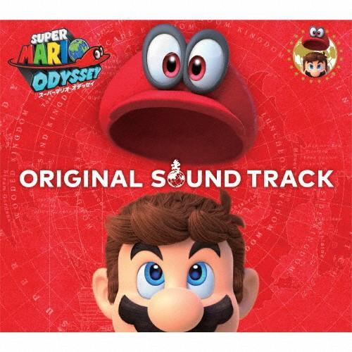 全店販売中 スーパーマリオ オデッセイ オリジナルサウンドトラック 正規激安 ゲーム 返品種別A CD ミュージック
