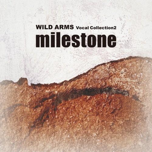 milestone〜ワイルドアームズ 記念日 ヴォーカルコレクション2 ゲーム CD ミュージック 返品種別A 店
